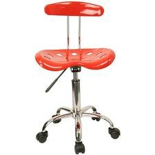 Kiska Computer Task Chair with Tractor Seat