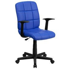 Ceil Mid-Back Quilted Task Chair