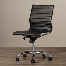 Alec High-Back Office Chair with Built-in Lumbar Support