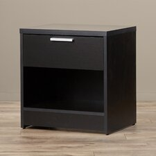 Miami 1 Drawer Nightstand