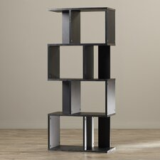 "Burton 54"" Cube Unit Bookcase"