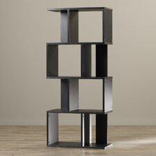 """Burton 54"""" Cube Unit Bookcase"""