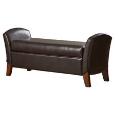 Cato 2 Seat Bench with Storage