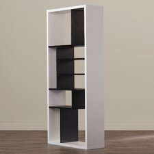 "Micah 71"" Cube Unit Bookcase"