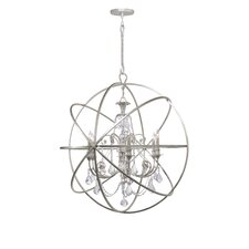 Knoxville 6 Light Crystal Chandelier