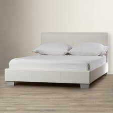 Maisie Queen Upholstered Platform Bed