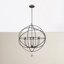 Knoxville 6 Light Foyer Pendant