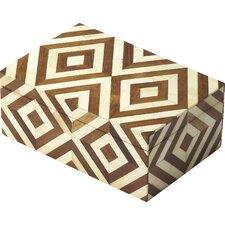 Geometric Storage Box
