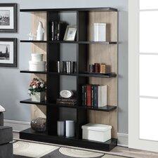 """Ahman 64"""" Accent Shelves Bookcase"""