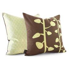 Farranshane Bud Suede Throw Pillow