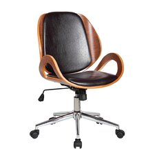 Torito Mid-Back Conference Chair with Arms