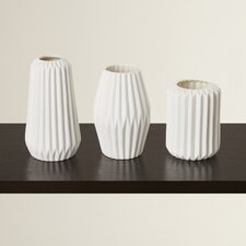 Elkhart 3 Piece Vase Set