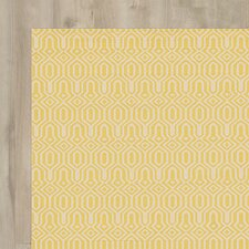 Seattle Yellow Area Rug