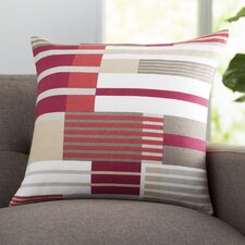 Campbell Cotton Throw Pillow