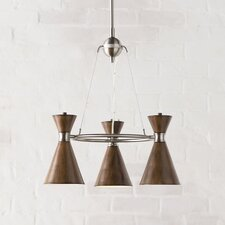 Ibsen 3 Light Mini Chandelier