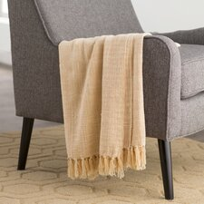Carclunty Cotton Throw Blanket
