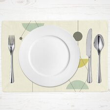 San Martin Burlap Placemat (Set of 6)