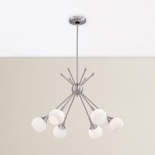 Drexler 6 Light Chandelier