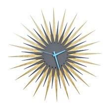 "Oversized 23"" Atomic Wall Clock"