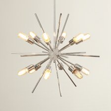 Corona 12 Light Cluster Pendant