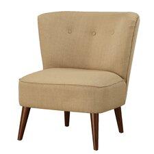 Lariat Accent Slipper Chair