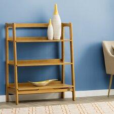 "Easmor 43.5"" Etagere Bookcase"