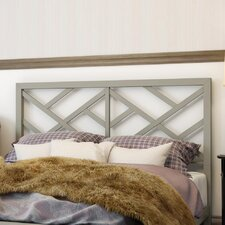 Palm Hills Metal Headboard