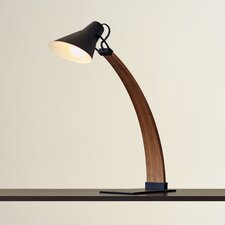 """Lower Ballinderry 22.25"""" H Table Lamp with Cone Shade"""