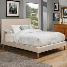 Parocela Upholstered Platform Bed