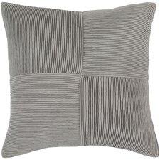 Bellevue 100% Cotton Throw Pillow Cover