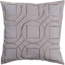 Camlin 100% Linen Throw Pillow Cover