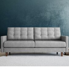 Canyon Sandy Tufted Settee