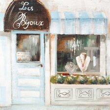 Leinwandbild Les Bijoux, Kunstdruck