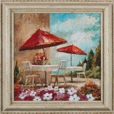 Gerahmter Kunstdruck Summer In Tuscany I