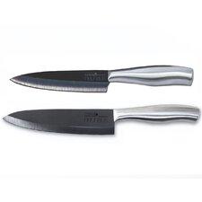2 Piece Chef Knife Set