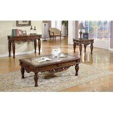 2 Piece Coffee Table Set