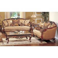 Denmark Sofa and Loveseat Set