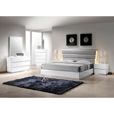 Florence Platform Customizable Bedroom Set
