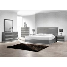 Leon Platform 5 Piece Bedroom Set