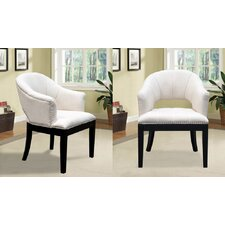 Living Room Arm Chair (Set of 2)