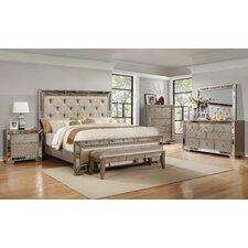 Ava Panel Customizable Bedroom Set