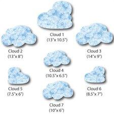 Cloud Wall Decal
