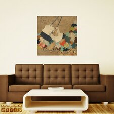 Over the River Collage Wall Decal