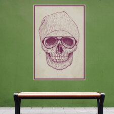 Cool Skull Wall Decal