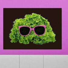 Mr. Salad Wall Decal