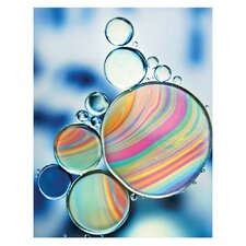 Bubbles Photography Wall Decal