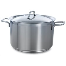 Gastronome 6L Stock Pot with Lid