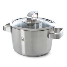 Conical Glas 1.7L Soup Pot with Lid