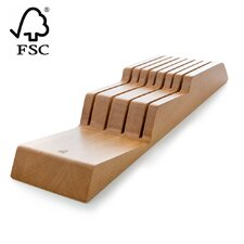 Messerblock Schublade Skills