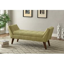 Linen Fabric Bench